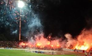 Лариса – Олимпиакос Волос 1.9.2014