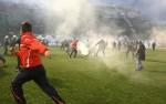 Спряха футбола в Гърция за неопределено време