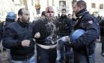 Сблъсъци и осъдени на Рома – Фейенорд 19.02.2015