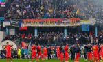 Инциденти белязаха квалификацията между Черна гора – Русия