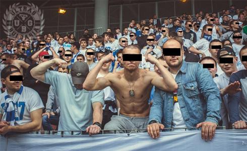 Феновете на Динамо се готвят за гостуването на Черно море