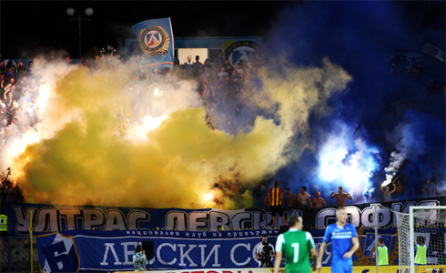Левски София – Пирин Благоевград 30.08.2015