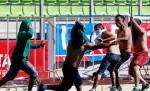 Кървави сблъсъци в Чили 06.12.2015