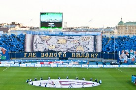 Зенит – Спартак Москва 16.04.2016